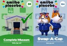 Amiibo Placebo Cards parody.